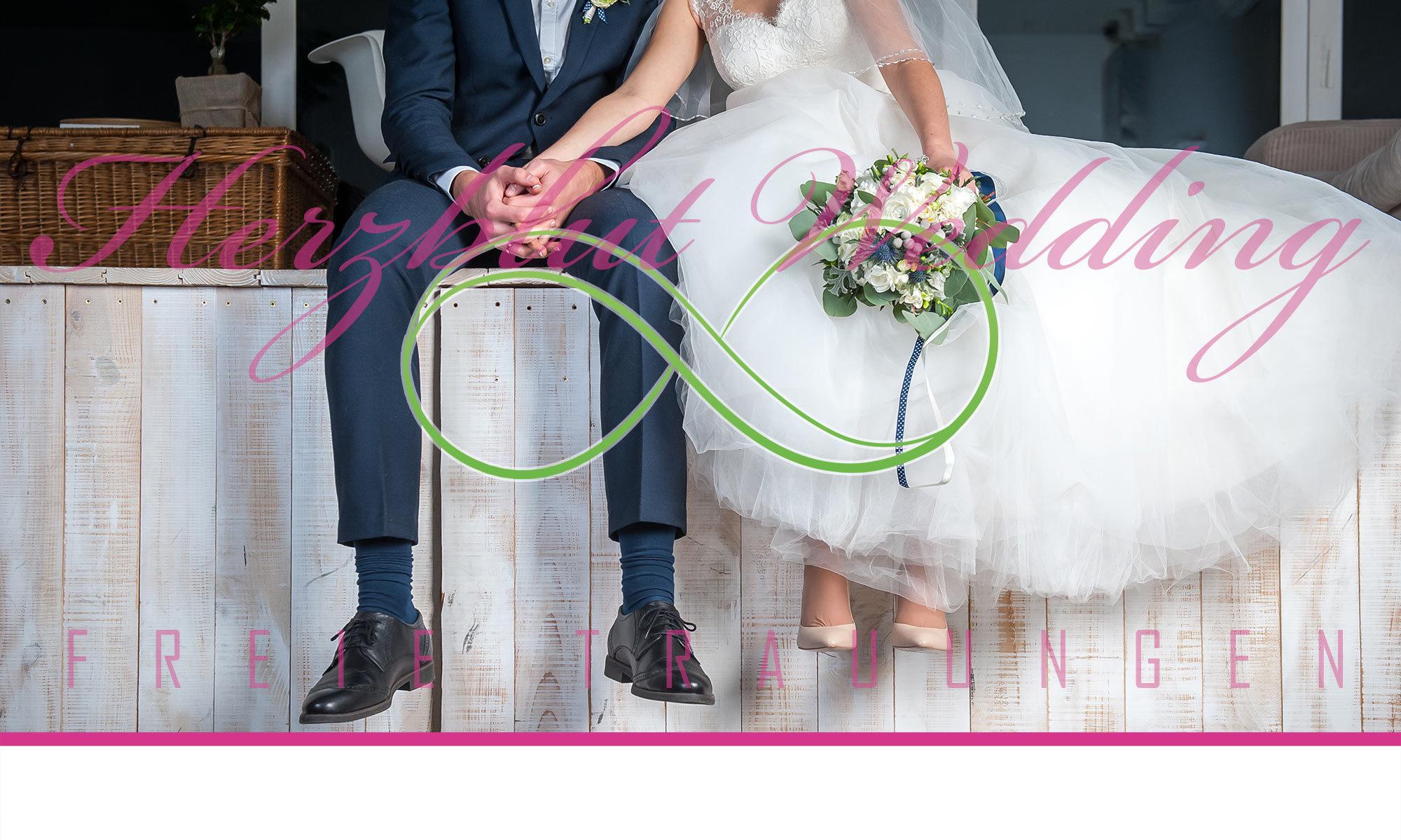 Herzblut Wedding - Freie Trauungen